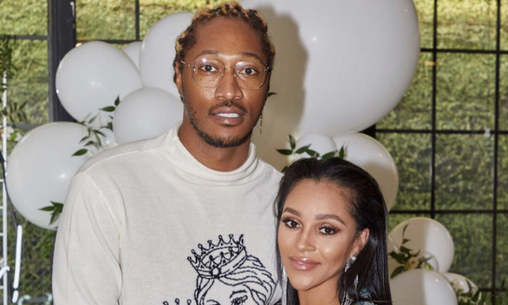 Future & Joie Chavis Show Off Their Beautiful Baby [PHOTOS]