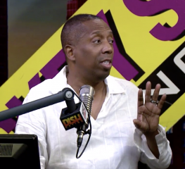 Why Gary With Da Tea Doesn't Clap Back On Social Media [VIDEO]