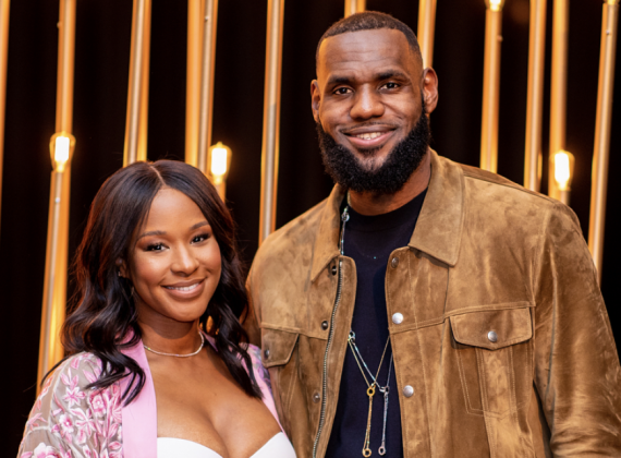 LeBron James Gives His Wife The Credit She Deserves