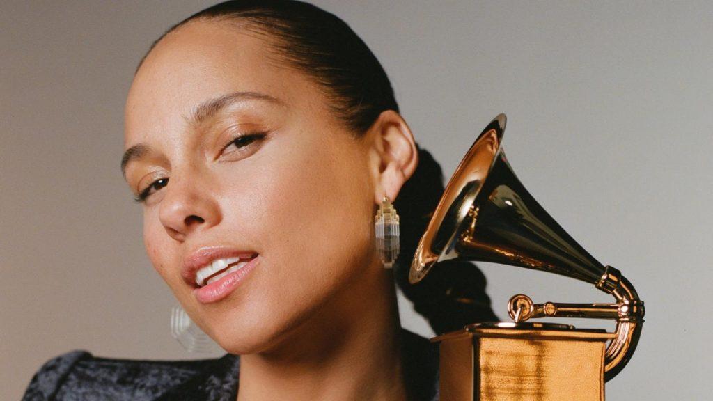 Alicia Keys To Host The Grammys