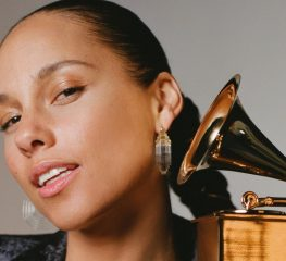 Alicia Keys To Host The Grammys