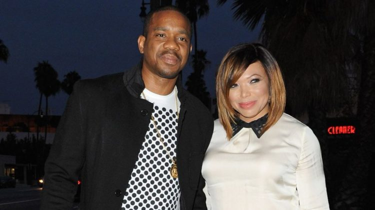 Why Tisha Campbell-Martin Filed A Restraining Order [AUDIO]