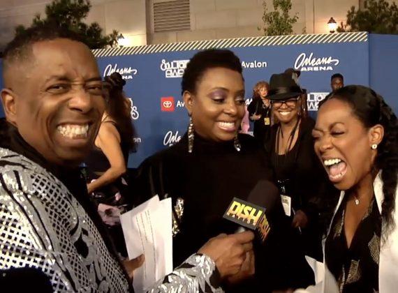 What Ledisi & Tichina Arnold Said To Gary With Da Tea [VIDEO]
