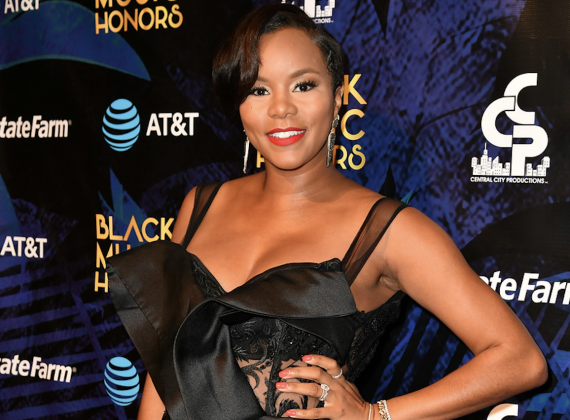 LeToya Luckett Is Officially A Mother!