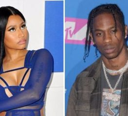 2 Whining Rappers: Travis Scott & Nicki Minaj [VIDEO]