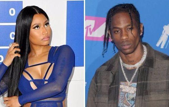2 Whining Rappers: Travis Scott & Nicki Minaj [VIDEO]