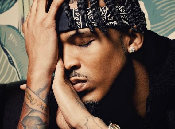Why August Alsina Is Being Sued
