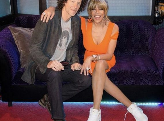 Did Howard Stern Overreact To Wendy Williams' Comments About Him? [VIDEO]