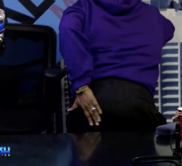 "Gary With Da Tea Twerks On ""Dish Nation"" [VIDEO]"