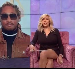 Future's Fortune | Wendy Williams' Marriage [VIDEO]