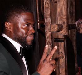 Kevin Hart's Big BDay Bash | 50 Cent Shades His Son [VIDEO]