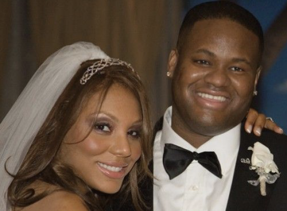 Shocking News About Tamar Braxton's Ex-Husband Vince Herbert [VIDEO]