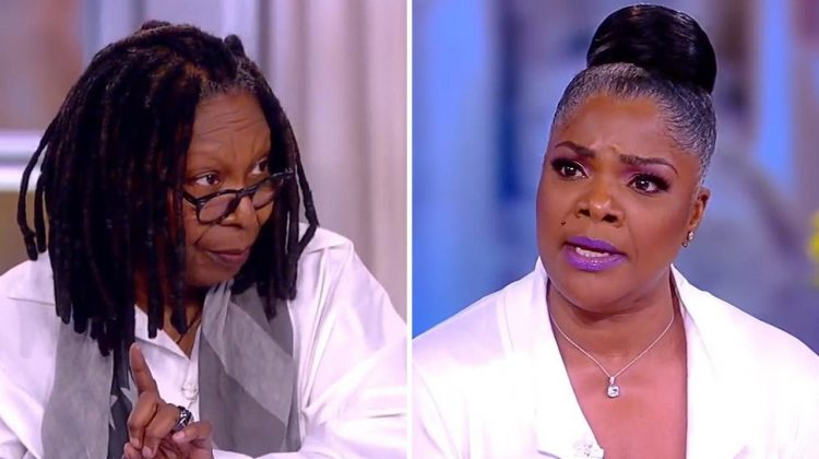 Mo'Nique Vs. Whoopi Goldberg & Tituss Burgess Vs. Andy Cohen [VIDEO]