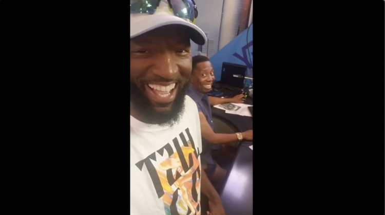Rickey Smiley Takes Over My Facebook Live [VIDEO]