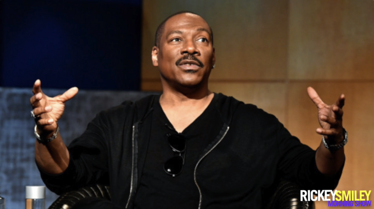 Eddie Murphy's Apology   RHOA Star Done With Black Men [VIDEO]