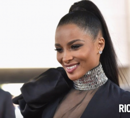 Ciara's Good News & Anthony Mackie's Sad News [VIDEO]