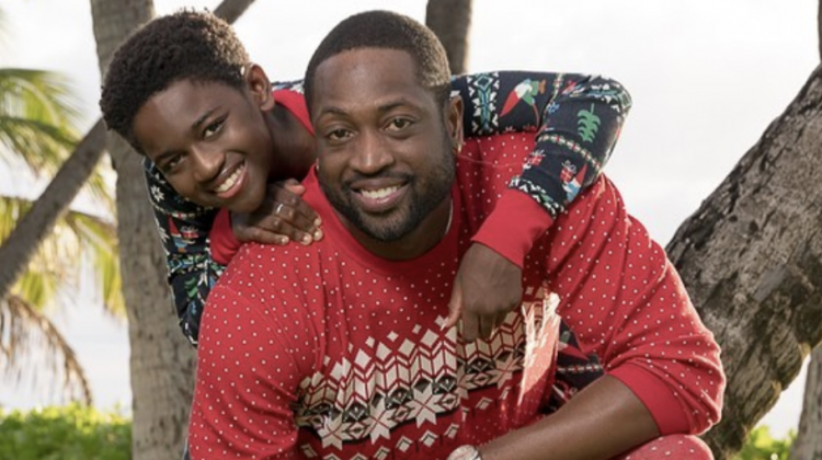 Dwyane Wade Speaks About His Son's Sexuality [VIDEO]