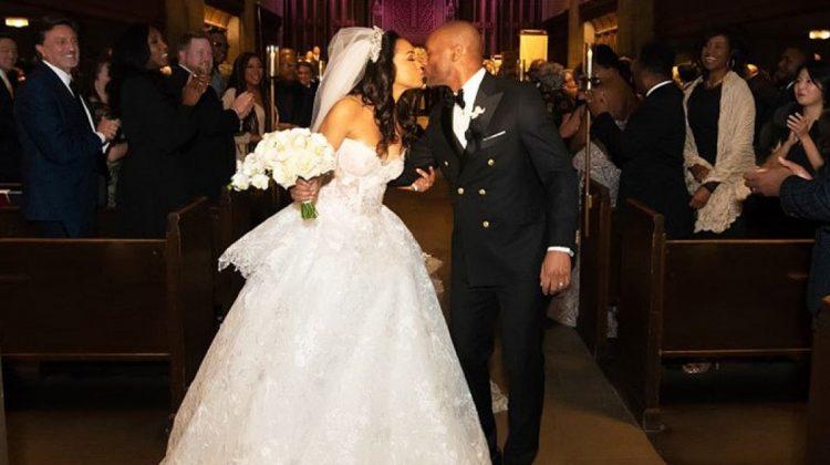 Info About Judge Faith & Kenny Lattimore's Wedding [VIDEO]