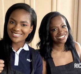 Why Kandi Burruss Is So Proud Of Her Daughter [VIDEO]