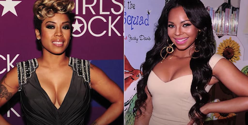 Keyshia Cole Vs. Ashanti? | Yolanda Adams Crush | Eva ...