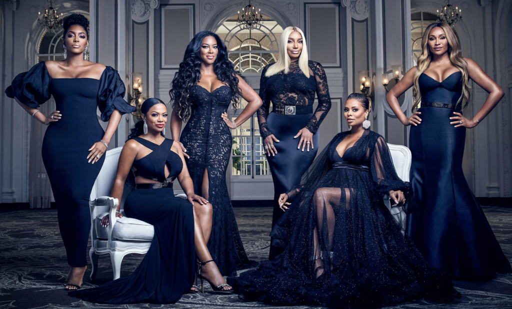 The Real Housewives Of Atlanta: They Just Don't Like Each Other [VIDEO]