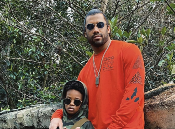 Russell Wilson Steps Up For Future's Children [AUDIO]
