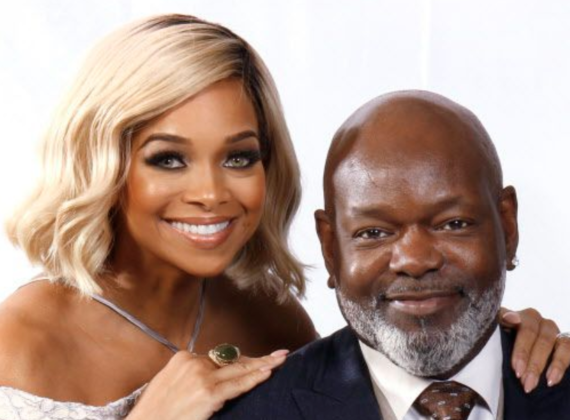 Emmitt Smith Divorce | Tamar Leaves WE tv [VIDEO]