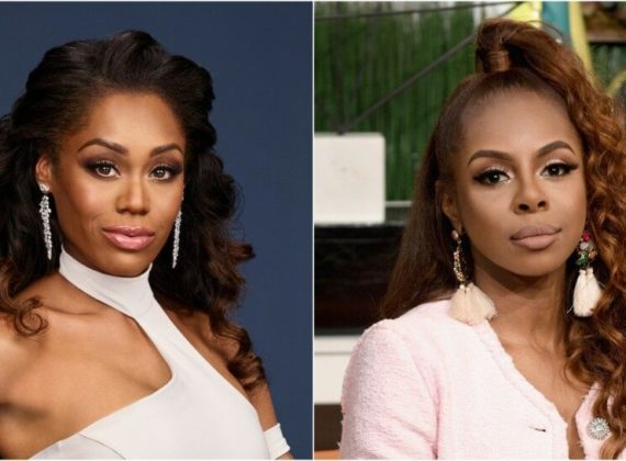 "The Winner Of ""The Real Housewives Of Potomac"" Fight [VIDEO]"