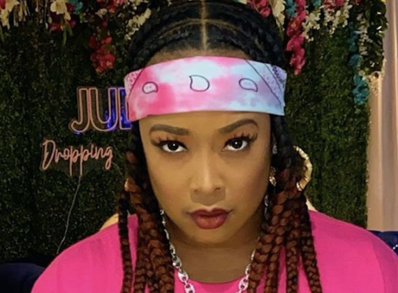 Why Da Brat Has People Talking [AUDIO]