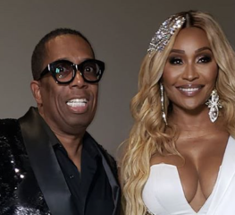 Was Cynthia Bailey's Wedding Crashed? [AUDIO]