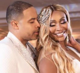 Why People Are Still Talking About Cynthia Bailey & Mike Hill [AUDIO]