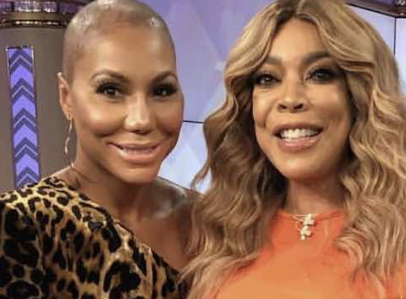 What's Wrong With Tamar Braxton & Wendy Williams? [VIDEO]