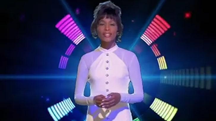 Whitney Houston Hologram Upgraded | R. Kelly Petrified | Divorce For Will & Jada? [AUDIO]