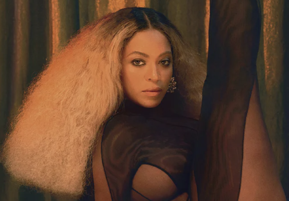 I Wonder Who Robbed Beyoncé's Storage… [VIDEO]
