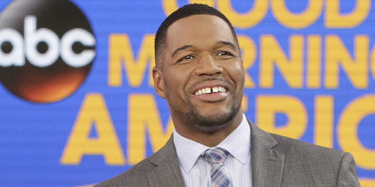 Is Michael Strahan's Gap Filled? [VIDEO]