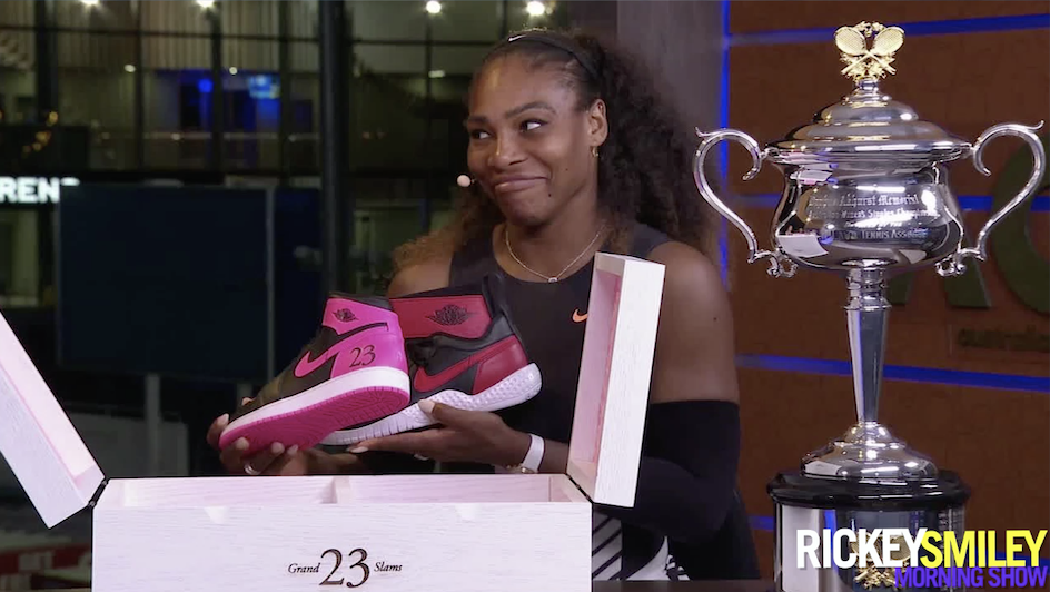 Michael Jordan Gifts Serena Williams | Info About Lil' Wayne's $15 Million Mansion [AUDIO]