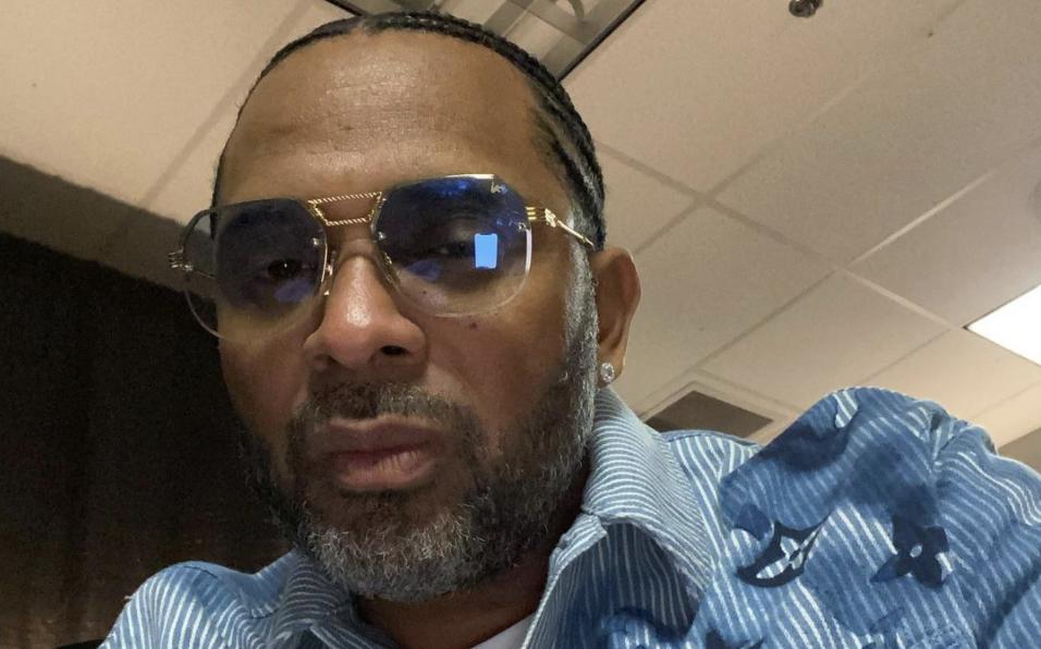Mike Epps Fall   Kanye's Upset   Dr. Dre Divorce Update [AUDIO]