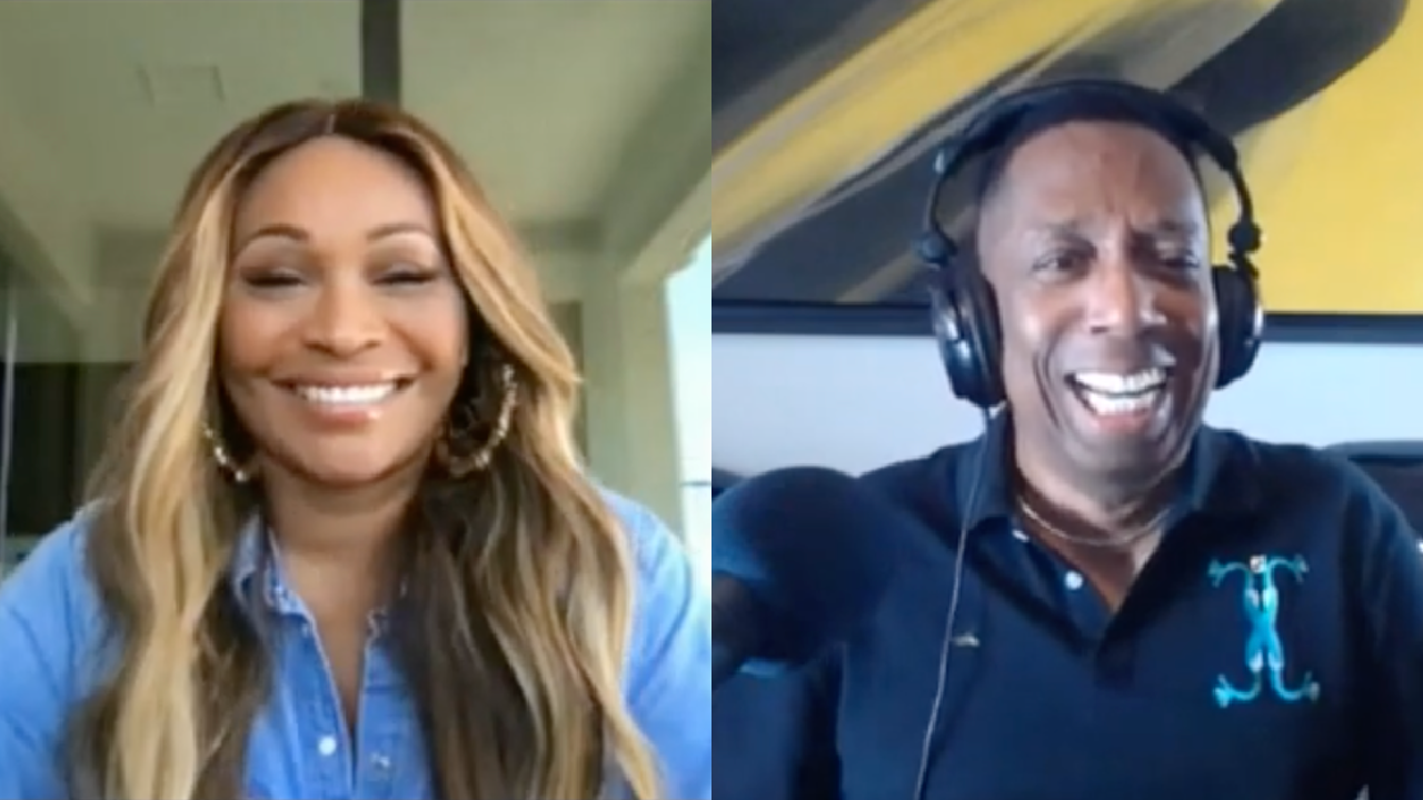 "Spilling Tea With Cynthia Bailey | ""Gary's Tea"" Podcast [VIDEO]"